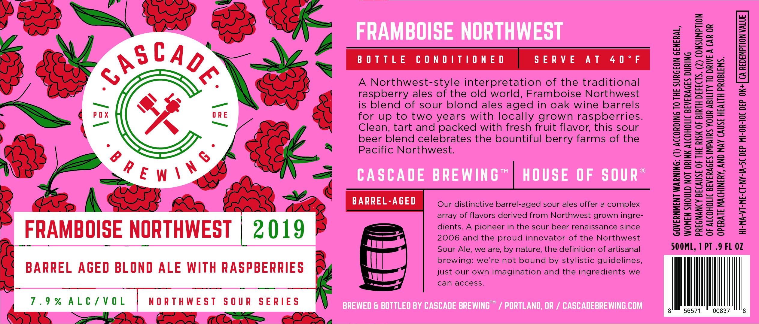 Framboise Northwest 2019