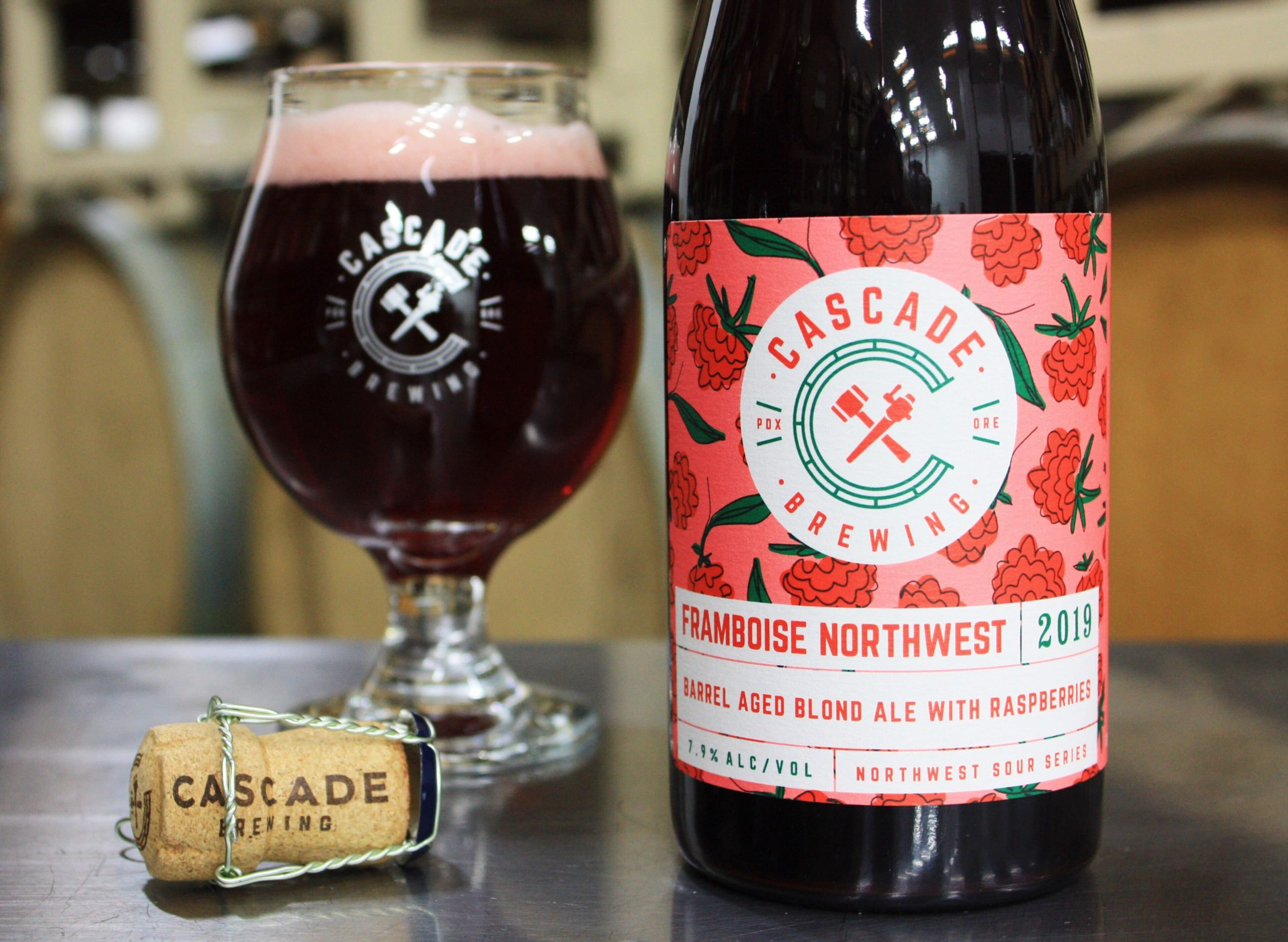 Framboise Northwest 2019